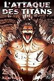 L'Attaque des Titans T25 - Format Kindle - 9782811645496 - 4,49 €