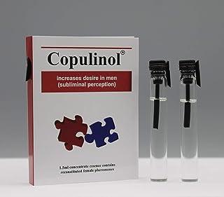 COPULINOL 1.5ml + 1.5ml 100% de feromona para mujeres atraer hombres infundidos para ella