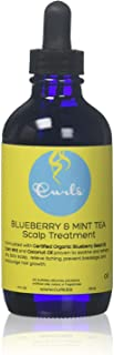 Curls Blueberry & Mint Tea Scalp Treatment, 4 Ounces