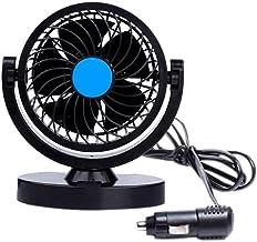 TOMYEER 12v 360 Ventilateur De Refroidissement Protable