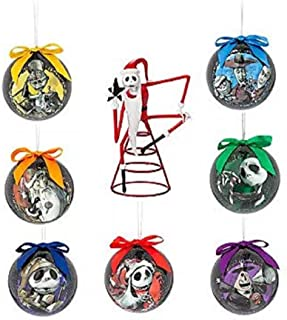Best nightmare before christmas ornaments for sale Reviews