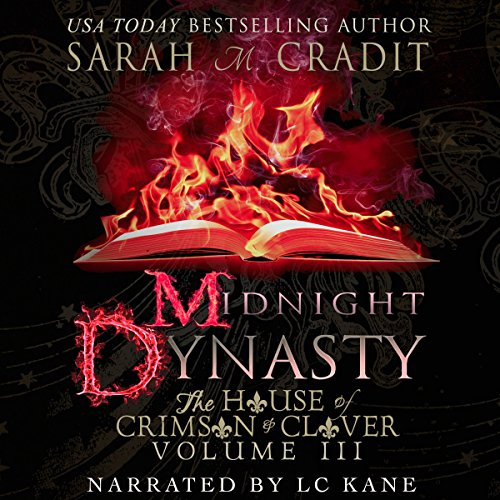 Midnight Dynasty audiobook cover art