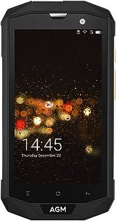 MDY AYSMG A8 Triple Proofing Phone, 4GB+64GB, EU Version, 4050mAh Battery, IP68 Waterproof Dustproof Shockproof, 5.0 inch Android 7.0 Qualcomm MSM8916 Quad Core, Network: 4G, Dual SIM, OTG, NFC(Black)