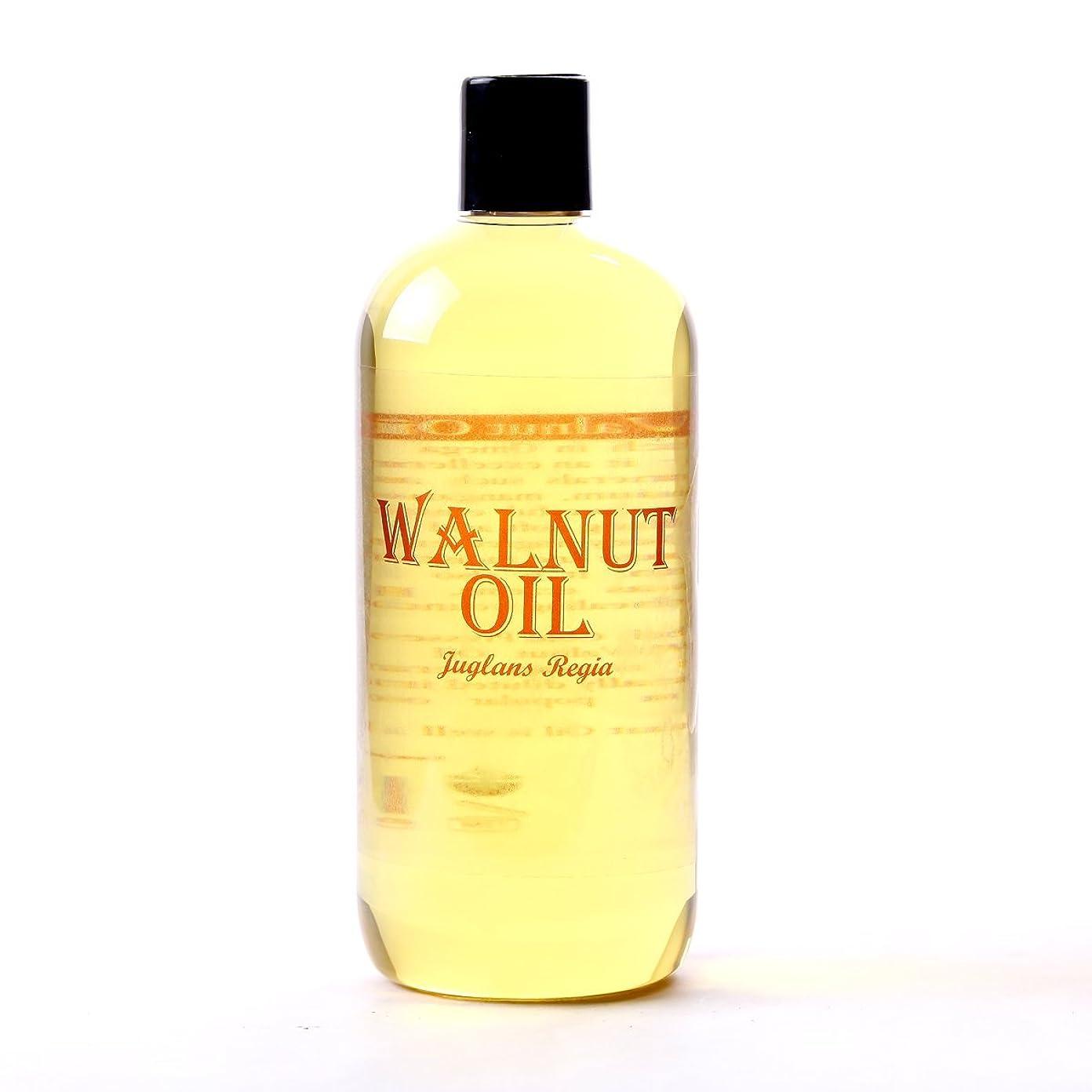 引用手段だらしないMystic Moments | Walnut Carrier Oil - 500ml - 100% Pure