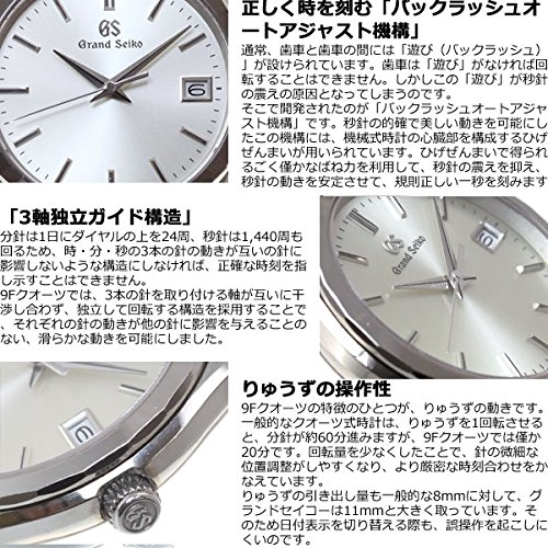 GRANDSEIKO(グランドセイコー)『GrandSeikoHeritageCollection(SBGX219)』