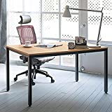 Need Computer Desk 55 inches Large Size Office Desk Workstation for Home &...