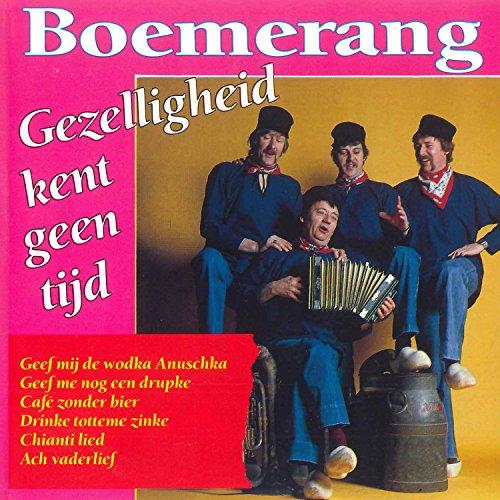 Medley: Rel Del Del Wie Trekt Er Aan De Bel / Bier, Bier, Bier, Moet Er wezen / Rum and Coca Cola / Als Het Water In De