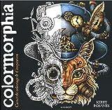 Colourmorphia - Carnet de coloriage et d'inspiration