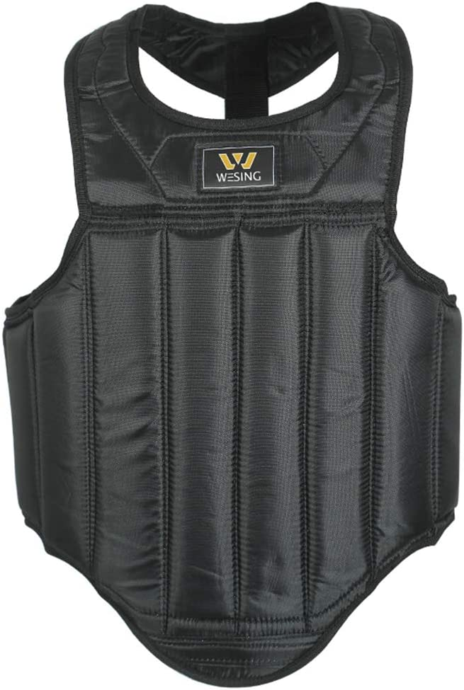 Wesing Martial Arts Muay Thai Boxing Austin Mall C Chest Sanda MMA Protector Lowest price challenge
