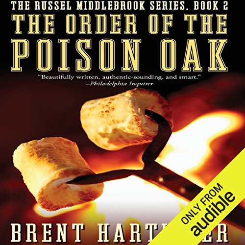 The Order of the Poison Oak audiobook cover art