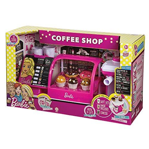 cassa di barbie Grandi Giochi - Coffee Shop di Barbie Gioco