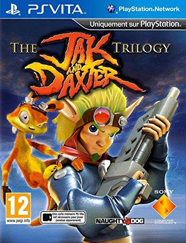 Jak and Daxter Trilogy