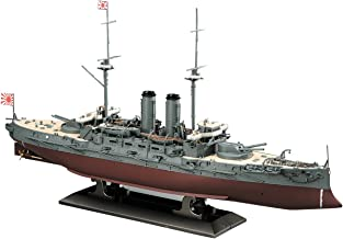 Hasegawa HAZ21 1:350 Scale IJN Battleship Mikasa Battle of The Japan Sea Model Kit