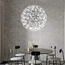 Ceiling Lighting, Ceiling Chandeliers, LED Fireworks Spark Ball Ceiling Pendant Light Fixture, Living Room Bedroom Hotel B...