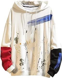 Men's Tops Casual Fashion Outwear Hoodie Long Sleeves Sweatershirt
