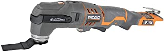 Ridgid R862005 18V JobMax Base and Multi-Tool Head (Battery Not Included, Power Tool Only) (Renewed)