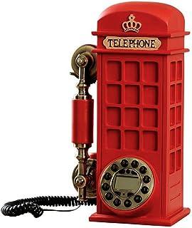 Telefone Retrô Cabine Inglesa Grande