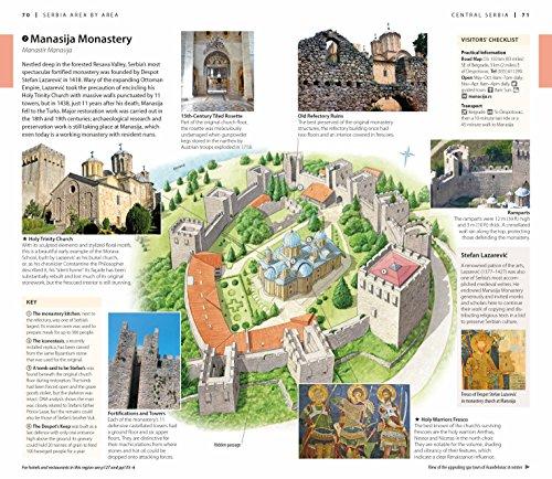DK Eyewitness Serbia (Travel Guide) - 611oIaOJQvL