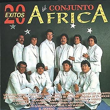 Exitos del Conjunto Africa