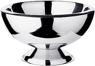 EDZARD Seau à champagne 10,5 litres Cadix de 43 cm de diamètre, à double paroi pour de meilleures performances isolantes (...