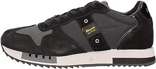Sneaker Nera QUEENS01T