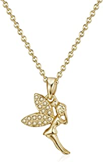 Mestige Girls Made with Love Mini Pixie Necklace - MSNE3444 (Gold)