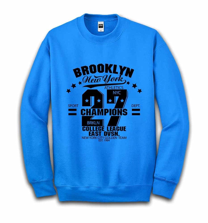 Fox Republic ブルックリン ニューヨーク オーシャンブルー キッズ スウェット 110cm