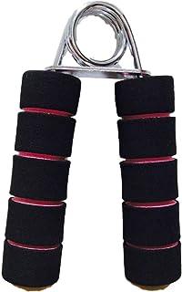 握力 ハンドグリップ トレーニング リハビリ ゴルフ ボルダリング ハンド グリップ 筋トレ グッズ 用品 強化 器具 子供 こども フィットネス エクササイズ 女性 高齢者 ピンク カラー 5kg (5kg)