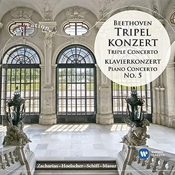Beethoven: Tripelkonzert