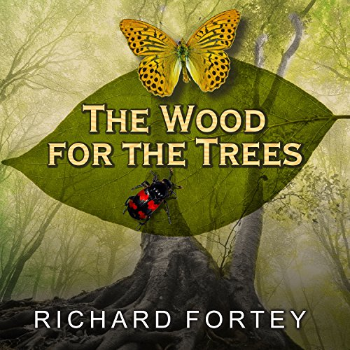 The Wood for the Trees audiobook cover art