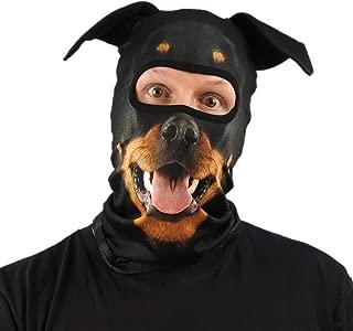 rottweiler ski mask