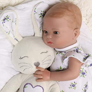 Best reborn silicone baby dolls girl Reviews
