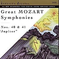 "Great Symphonies 40 & 41 ""Jupiter"""