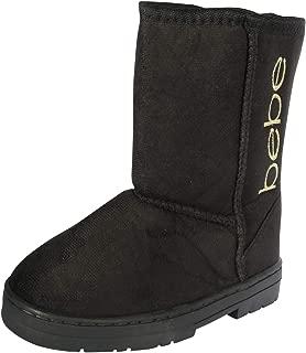 rhinestone fur boots