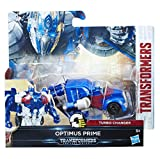 Hasbro-C1312ES0 Figura de acción Optimus Prime, Multicolor (C1312ES10)