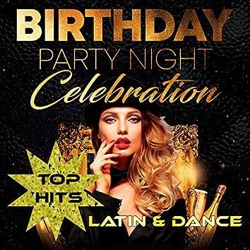Birthday Party Night Celebration