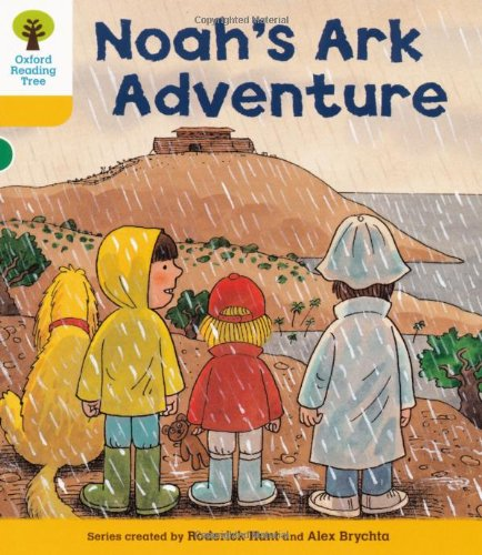 Oxford Reading Tree: Level 5: More Stories B: Noah's Ark Adventureの詳細を見る