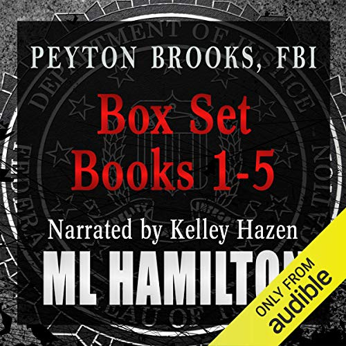 The Peyton Brooks, FBI Box Set, Volume One cover art