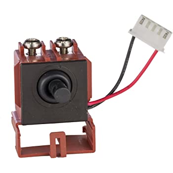 Bosch Parts 2610346603 Reverse Switch On//Off