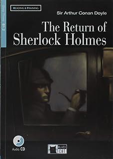 Reading & Training: The Return of Sherlock Holmes + audio CD