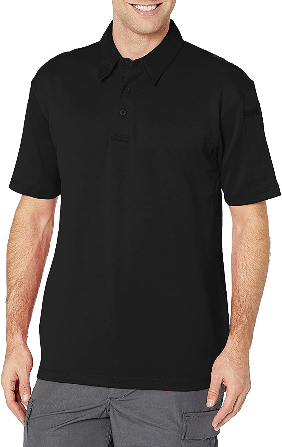 Propper Men's I.C.E. High quality Cash special price new Short Sleeve Polo Performance Shirt