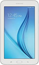 Samsung Galaxy Tab E Lite 7.0in 8GB Wi-Fi (White) (Renewed)