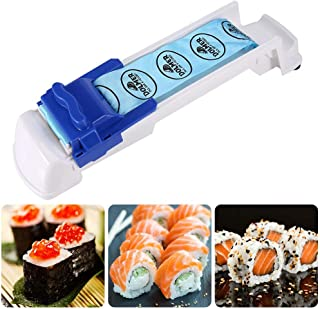 Vegetable Meat Roller, Haofy Sushi Rolling Tool, Plastic Magic Sushi Mold Vegetable Meat Rolling Tool for Beginner and Children Stuffed Grape & Cabbage Leave
