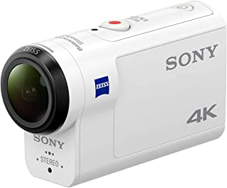 SonyFDR-X3000 Action Camera With Waterproof Case, White