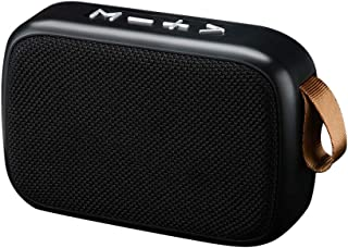 SEEDARY Mini Bocina Bluetooth 4.2 Inalámbrico Bocina Radio FM Sonido Estéreo HiFi, Llamadas Manos Libres, Bocina Portátil ...