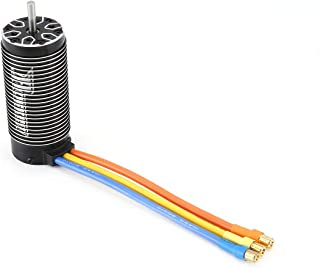Rocket 4092 1650KV Brushless Sensorless Motor 4 Pole Sensorless Motor For 1/8 RC Drift Racing Model Car Parts
