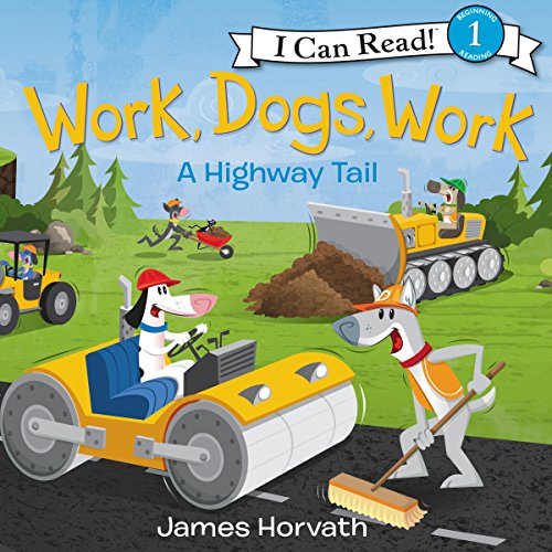 Work, Dogs, Work audiobook cover art