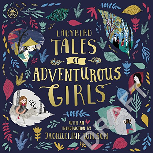 Ladybird Tales of Adventurous Girls  By  cover art