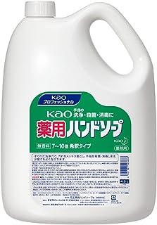 Kao 业务用 洗手液】Kao 药用 洗手液 4.5升(花王专业系列)