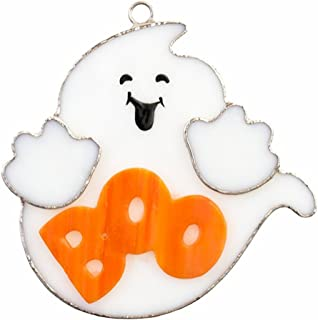 Switchables Stained Glass Cover, BOO Ghost